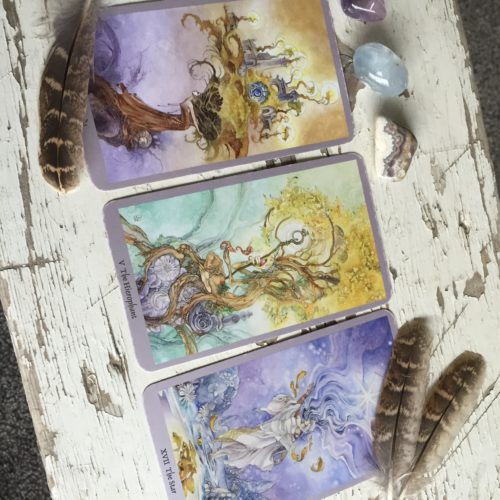 Karen Tarot Reading