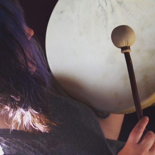 Vanessa Sage Drumming